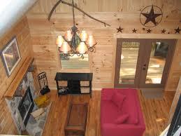 Open Floor Plans Log Homes by Springs Cabin Moravian Springs Cabin