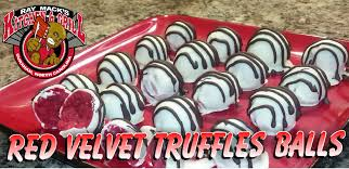 red velvet truffles balls valentine collab all about red u0026 some