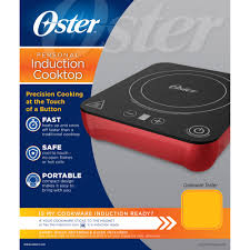 oster personal induction cooktop 1 0 ct walmart com