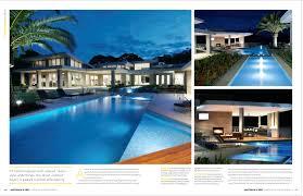 small waterfall inground swimming pool patio ideas idolza