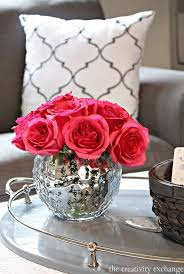 coffee table floral arrangements 20 super modern living room coffee table decor ideas that will