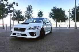 subaru sports car 2016 2016 subaru wrx sti sport package autos ca