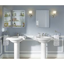 frameless mirrored medicine cabinet recessed pin by robert on bathrooms pinterest