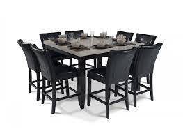 9 dining room set dining 7 set bob s discount furniture inside