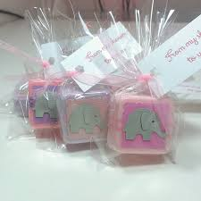 24 baby shower favors baby elephant shower favors circus
