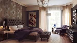 Schlafzimmer Farbe Wand Lila Beige Wände Unwirtlichen Modisch Auf Moderne Deko Ideen Oder