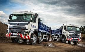 volvo uk first volvo trucks for ten years join frank o u0027gara u0026 sons fleet