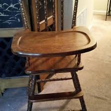 Wooden High Chair For Sale Find More Jenny Lind Solid Wood High Chair For Sale At Up To 90