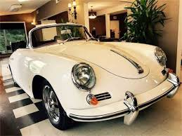 convertible porsche 356 1961 porsche 356 for sale on classiccars com