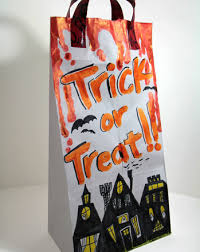 trick or treat bags how to make a trick or treat bag activity education