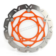 ebc ktm smx carbon look brake rotor kit smx60org dirt bike