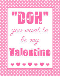 doh you want to be my valentine printable five little chefs