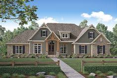 the valmead park plan 1153 craftsman exterior home plan the valmead park by donald a gardner architects house