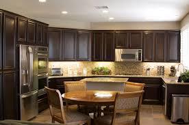 best way to stain kitchen cabinets staining kitchen cabinets darker visionexchange co