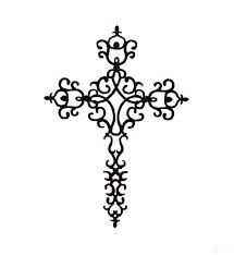 cross 2 embroidery design