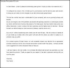 letter to cancel service contract agnova32bit for of termination
