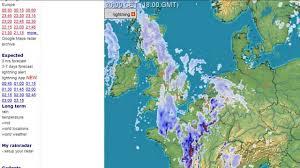 Weather Map Radar 8 8 2014 Weather France Huge Haarp Storm Sat24 Radar Anomalies