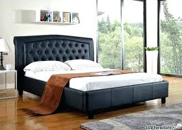 King Bed Frame And Headboard King Size Bed Without Headboard Paperfold Me
