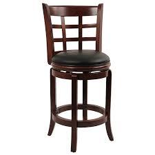 Bar Height Swivel Patio Chairs Amazon Com Boraam 41224 Kyoto Counter Height Swivel Stool 24