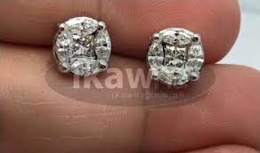 diamond earrings philippines diamond illusion earrings ikaw na buy and sell philippines free