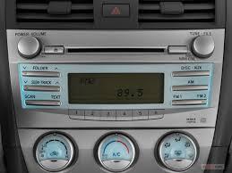 toyota camry 2007 audio system 2009 toyota camry interior u s report