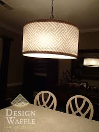 beautiful diy drum lamp shade chandelier 92 for lamp shades that
