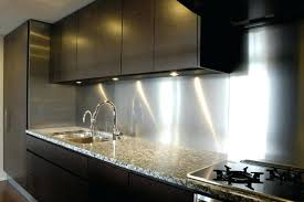 stainless steel kitchen backsplash panels stainless steel kitchen backsplash custom stainless steel kitchen
