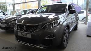 peugeot 3008 peugeot 3008 2017 in depth review interior exterior youtube