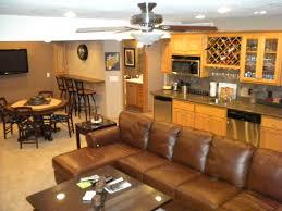 open plan wooden kitchen design ideas joshta home designs brown
