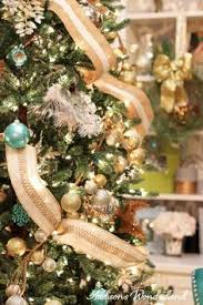 finishing up the hubby s list ribbon garland ribbon wrap and