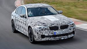 6 things we learned when we took a prototype 2018 bmw m5 for a