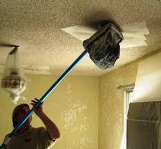 Remove Painted Popcorn Ceiling by Popcorn Acoustic Ceiling Texture Removal Denverhousepaintingpro Com