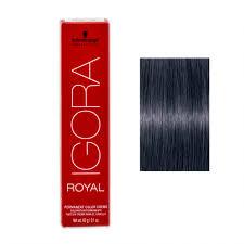 igora hair color instructions schwarzkopf igora royal e 1 cendré extract 2 1 oz the beauty