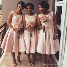 pink wedding dresses uk 2018 new cheap blush pink bridesmaid dresses for wedding