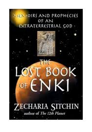 sitchin zecharia the lost book of enki