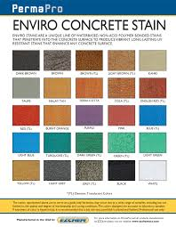 Earth Tone Pictures by Concrete Stain Products Earthtone U0026 Enviro E Z Chem Usa