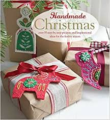 Amazon Uk Gift Wrap - handmade christmas over 35 step by step projects and