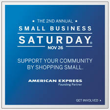 american express business card login study amex small business saturday advertising study