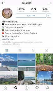 biography for instagram profile how to write a great instagram bio ideas tips and exles