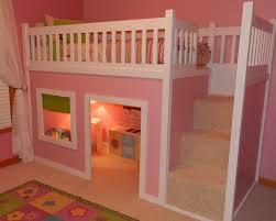 bedroom teenage bunk bed with desk loft beds for teens