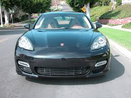 porsche panamera yachting blue 2010 porsche panamera turbo one owner low mileage stunning city