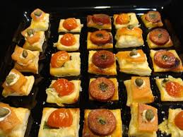 cheap and cheerful canapes catering canapes