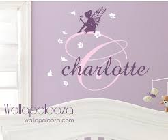 baby girl wall decal etsy fairy wall decal girls art decor