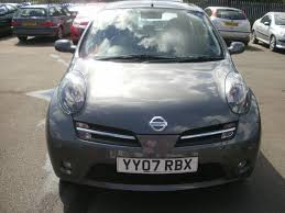 nissan micra 2007 nissan micra 2007 1 4 sport manual 5 door 1 owner genuine 14000
