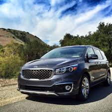 luxury minivan ultimate family luxury minivan the 2015 kia sedona oc mom blog