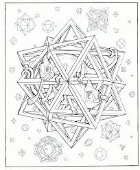 printable illusions coloring pages coloring home