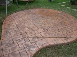 Seamless Stamped Concrete Pictures by Pictures Of Decorative Concrete