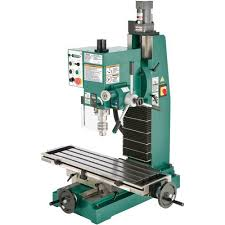 table top cnc mill heavy duty bench top milling machine grizzly industrial