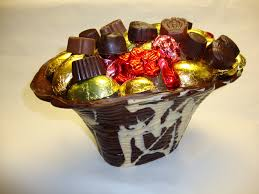 chocolate baskets chocolate baskets of plenty alexandra and nicolay chocolate