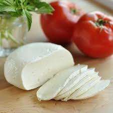comment cuisiner la mozzarella mozzarella maison cuisine tunisienne